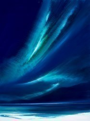 Aurora III by Jonathan Shaw -  sized 18x24 inches. Available from Whitewall Galleries